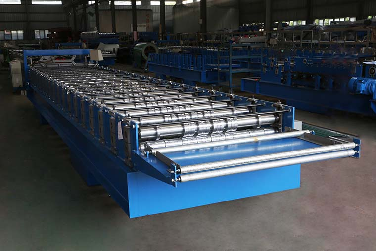 roof panel machines