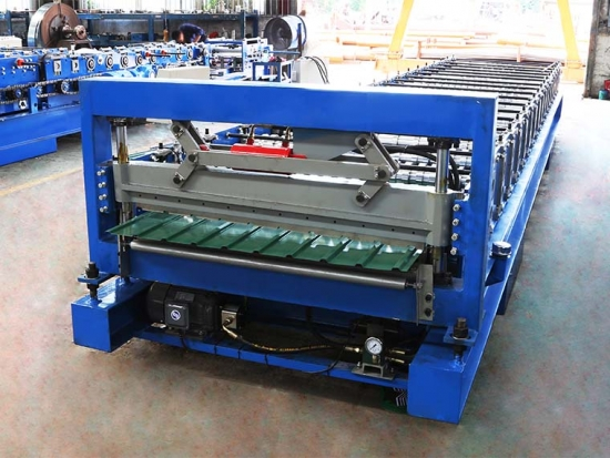 metal interior decorative panels roll forming machine